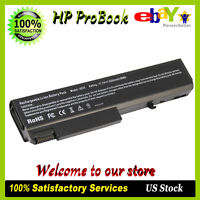 6Cell Battery for HP ProBook 6440b 6445b 6540b 6545b 6550b 6555b HSTNN-CB69 US