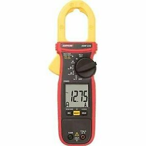Amprobe AMP-220 600A ACDC TRMS Clamp Multimeter