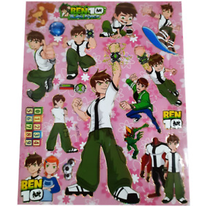 Kids Stickers boys Cartoon Water Poof Wall Toy Adhesive Stickers for scrapbook