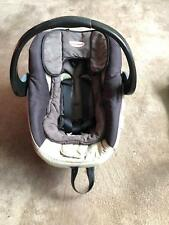 Britax safe n sound car seat with base (0-6 months) plus baby swing