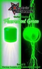 XGK007 Fluorescent Green Guitar Knobs (3)