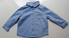 Camisa Azul Claro CYRILLUS 6 meses Muy buen estado