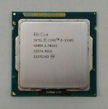 New listing Intel Core i5-3330S (Sr0Rr) 2.7Ghz Lga1155 Desktop Cpu Processor