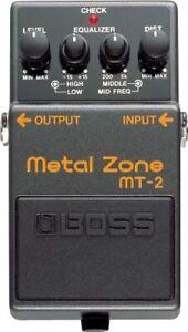 BOSS HM-2 Schwer Metall Verzerrung E-Gitarre Effektpedal