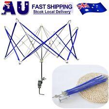 Knitting Umbrella Swift Wool Yarn String Winder Holder Hanks Skeins Line AUOJ