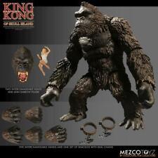 "2018 Mezco Toyz King Kong of Skull Island KING KONG 7"" Inch Action Figure NEW"
