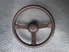 82-89 Pontiac Firebird Trans Am Steering Wheel 83 84 85 86 87 88 GTA Fiero OEM