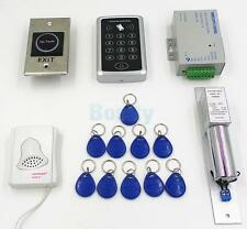 1000-user RFID ID Card Door Access Control Set Kit System W/ Electric Lock