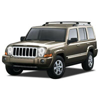 for Jeep Commander 06-10 White RF LED Halo kit for Headlights