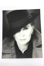 Original Autogramm Autograph Foto JEANE SIMMONS