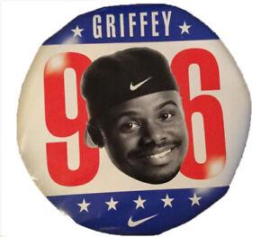 KEN GRIFFEY JR IN 96 NIKE POSTER