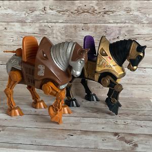 Mattel Masters of the Universe Stridor Night Stalker Horse Action Figure MOTU