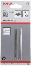 Bosch Planner Blades