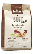 Bosch DOUX TERRAIN - CANARD & POMME DE TERRE 2,5kg Single Protéine