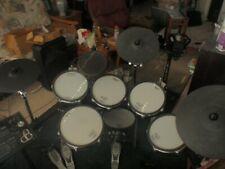 Roland Td-30 V-Drums Electronic Drum Set (plus extras)