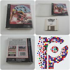 RARE SKATE de l'art un Linel jeu pour le Commodore Amiga testé et de travail