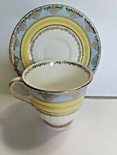 Royal Stafford Demitasse Tea Cup and Saucer Bone China England 8166