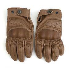 Joe Rocket Mens Briton Glove Rust Brown, XXL