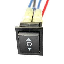 Industec Motor Polarity Reversing Momentary Switch Dpdt 12v 24v 20amps See Video