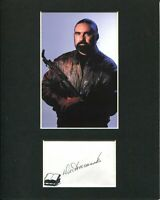 Richard Dick Marcinko Navy Seal Team 6 Founder Signed Autograph Photo Display