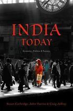 India Today : Economy, Politics and Society, Paperback by Corbridge, Stuart; ...