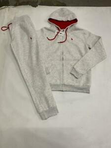 Polo Ralph Lauren Sweatsuit  Tracksuit Hoodie Jogger Complete Set