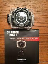 Sharper Image HD Action digital video camera model SVC400
