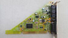 ISA Soundkarte Aztech MM Pro IIIS 3S BP mit echtem OPL3 FM (I38-SN96104)