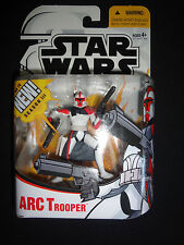 Star Wars ARC TROOPER Clone Wars action figure NEW Cartoon Network Animated 2005