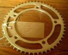 52 TOOTH   151BCD  CHAINRING, WILLIAMS,  OLD CAMPAGNOLO FIT