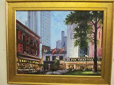 """Fox Theatre St. Louis"" o/ c, listed artist Irek T. Szelag"