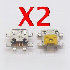 2 X HTC One SV LTE Charging Port Connector Dock Socket USB Port USA Seller OEM
