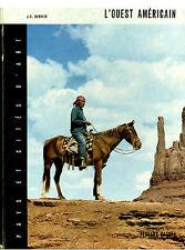 Livre l'ouest américain J. C Berrier  book