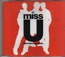 (CF683) Noise Next Door, Miss U - 2005 DJ CD