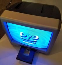 "Magnavox MWC13D6 13"" TV DVD Player Monitor Television Combo With Remote works"