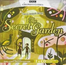 Frances Hodgson Burnett THE SECRET GARDEN Full Cast Dramatisation CD Audio Book