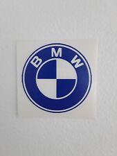 bmw sticker decal  emblem vinyl
