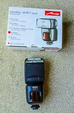 Metz electronic flash 44 AF-1 digital for Pentax in original packaging