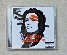 "CD AUDIO DISQUE INT / MADONNA ""AMERICAN LIFE"" 11T CD ALBUM 2003 POP"