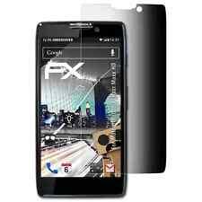 atFoliX Privacy Screen Protector for Motorola (Droid) Razr Maxx HD Privacy film