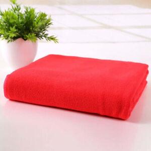 Large Microfiber Bath Towel Ultra Soft Quick-Dry Gym Sport Travel Beach Towels