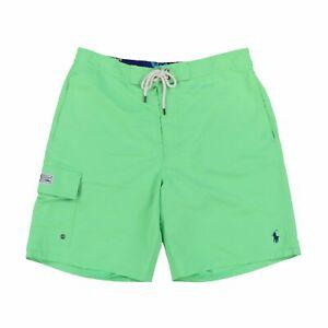 Polo Ralph Lauren Mens Swim Trunks Board Shorts Cargo Bathing Suit S M L Xl Xxl
