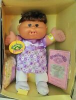 Cabbage Patch Kids Babies 25th Premier Edition Girl Doll 2 Extra Outfits New