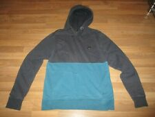 mens bench blue hoodie size small