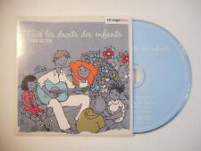 YVES DUTEIL : TOUS LES DROITS DES ENFANTS ♦ CD SINGLE PORT GRATUIT ♦