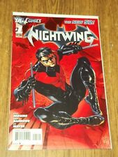 NIGHTWING #1 DC COMICS NEW 52 2ND PRINT VARIANT NM (9.4)