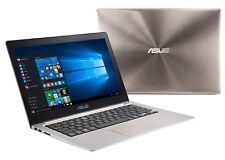 "ASUS ZenBook UX303UA 13.3"" Touchscreen Intel i7-6500U 2.5GHz 12GB RAM 512GB SSD"