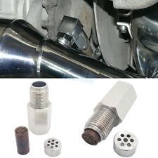 Fix Check Engine Light Oxygen O2 Sensor Spacer Adapter Bung Catalytic Converter