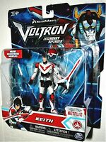 Voltron Keith Action Figure Collectors Toy New NOS MIP 2017