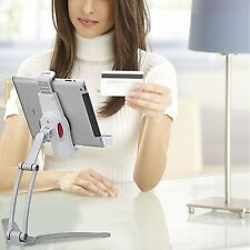 "Digital 2-in-1 Kitchen Mount Stand Tablet iPad Pro12.9""/ipad/SURFACE PRO White"